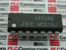 NEW JAPAN RADIO CO IC3403AD