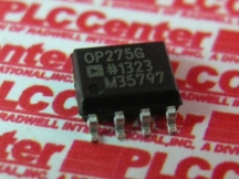 ANALOG DEVICES OP275GSZ