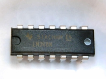 NATIONAL SEMICONDUCTOR LM348N