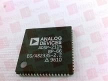 ANALOG DEVICES ADSP-2115-BP-66