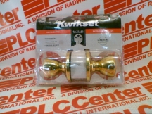 KWIKSET CORPORATION 400T-3-CP-PB