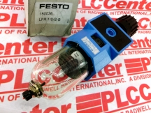 FESTO ELECTRIC LFR-1/2-S-B