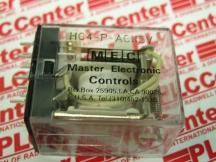 MEC RELAYS HC4PAC115V