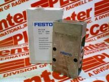 FESTO ELECTRIC 9764