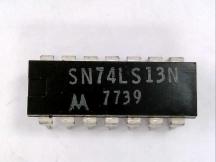 TEXAS INSTRUMENTS SEMI IC74LS13N