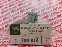ALLEN BRADLEY 700-RTB