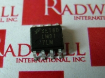 NATIONAL SEMICONDUCTOR IC317LM