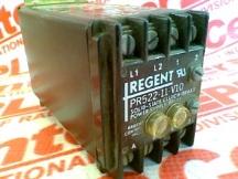 REGENT CONTROLS PR522-11-V10