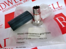 RADIO FREQUENCY SYSTEMS 716M-LCF-12-070