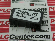 POWER CONVERTIBLES HPR103