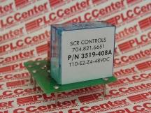 SCR CONTROLS 3519408A