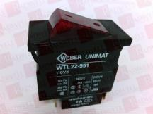 WEBER UNIMAT WTL22-551