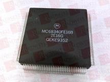 FREESCALE SEMICONDUCTOR MC68340FE16E