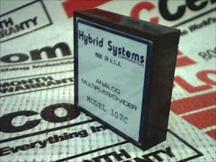 HYBRID SYSTEMS 107C