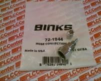 BINKS 72-1944