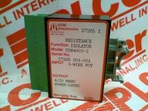 AGM ELECTRONICS DIN40032