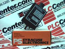 SYRACUSE ELECTRONICS TVR/D-00367