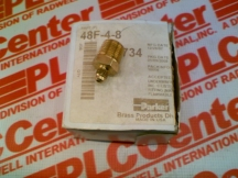PARKER FLUID CONNECTORS 48F-4-8
