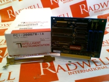 INTELLIGENT INSTRUMENTATION PCI-20087W-1A