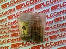 SIGMA RELAYS 70R4T-12DC