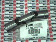 CURTIS UNIVERSAL JOINT CJ646D