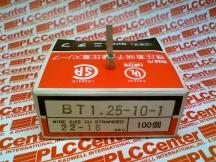 NICHIFU BT1.25-10-1-100