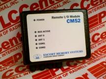 ESCORT MEMORY SYSTEMS CM52