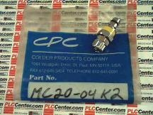 CPC INTELLIGENT FLUID COUPLING MC20-40-K2