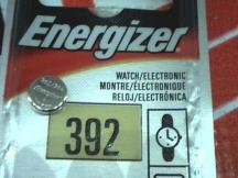 ENERGIZER 392