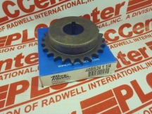 ALLIED LOCKE 40B24FX1-1/4