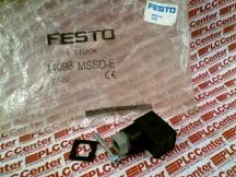 FESTO ELECTRIC 14098