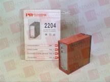 PR ELECTRONICS 2204
