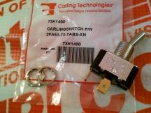 CARLING SWITCH 2FA53-73TABS-XN