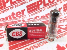 CBS HYTRON 6CU5
