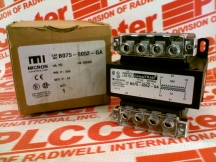 MICRON INDUSTRIES CORPORATION B075-0052-GA