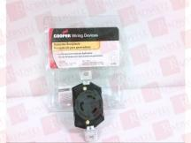COOPER WIRING DEVICES L6-20R