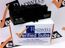 RADWELL VERIFIED SUBSTITUTE 5X853SUB