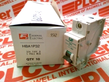 FEDERAL ELECTRIC HBA1P32