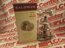 BALDWIN HARDWARE 354ATK-RDB-15-SMT-CP-6AL