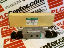 CKD CORP 4F120-06