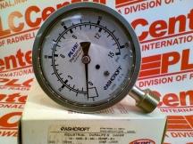 ASHCROFT 10-1008-S-04L-15KP-XLL