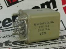 ALLIED CONTROLS PBH-12D