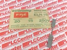 ECONOMY FUSE ELN15