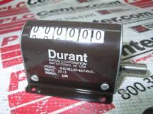 DURANT 6-D-31127-457-R-CL
