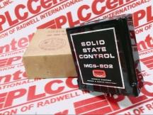 WARNER ELECTRIC MCS-802