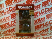 KWIKSET CORPORATION 985-11P-SMT-CP-K4-VB