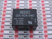 MEC RELAYS GX1C424