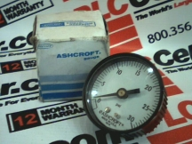 ASHCROFT 201003H02B30