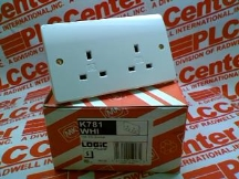 MK ELECTRIC K781-WHI