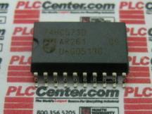 PHILIPS IC74HC573D